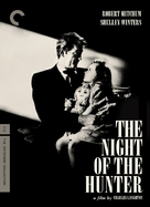 The Night of the Hunter - DVD cover (xs thumbnail)