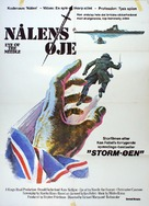 Eye of the Needle - Danish Movie Poster (xs thumbnail)