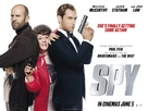 Spy - British Movie Poster (xs thumbnail)
