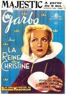 Queen Christina - Belgian Movie Poster (xs thumbnail)