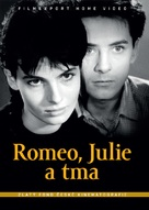 Romeo, Julia a tma - Czech Movie Cover (xs thumbnail)