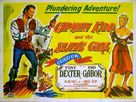 Captain Kidd and the Slave Girl - British Movie Poster (xs thumbnail)