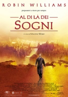 What Dreams May Come - Italian Movie Poster (xs thumbnail)
