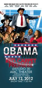 The Obama Effect - Movie Poster (xs thumbnail)
