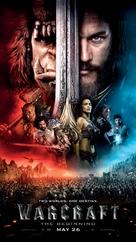 Warcraft - Lebanese Movie Poster (xs thumbnail)