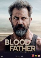 Blood Father - Danish Movie Cover (xs thumbnail)