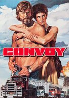 Convoy - DVD movie cover (xs thumbnail)
