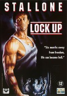 Lock Up - Dutch DVD movie cover (xs thumbnail)