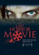The Last Horror Movie - DVD cover (xs thumbnail)