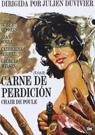 Chair de poule - Spanish Movie Cover (xs thumbnail)