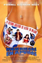 Tomcats - Mexican Movie Poster (xs thumbnail)