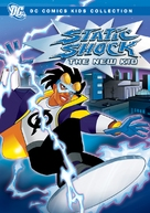 """Static Shock"" - DVD movie cover (xs thumbnail)"
