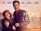 People Like Us - British Movie Poster (xs thumbnail)