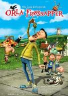 Orla Frøsnapper - Danish Movie Poster (xs thumbnail)