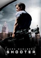 Shooter - German Movie Cover (xs thumbnail)