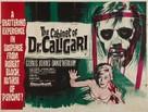 The Cabinet of Caligari - British Movie Poster (xs thumbnail)
