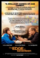 The Edge of Seventeen - Movie Poster (xs thumbnail)