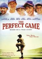 The Perfect Game - DVD cover (xs thumbnail)