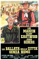 Paint Your Wagon - Italian Movie Poster (xs thumbnail)