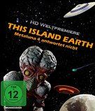 This Island Earth - German Blu-Ray cover (xs thumbnail)