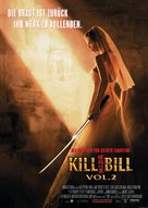 Kill Bill: Vol. 2 - German Movie Poster (xs thumbnail)