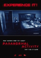 Paranormal Activity - Thai Movie Poster (xs thumbnail)