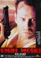 Die Hard - Yugoslav Movie Poster (xs thumbnail)