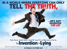 The Invention of Lying - British Movie Poster (xs thumbnail)