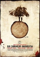 Bir zamanlar Anadolu'da - Turkish Movie Poster (xs thumbnail)