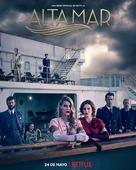 """Alta mar"" - Spanish Movie Poster (xs thumbnail)"