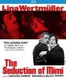 Mimì metallurgico ferito nell'onore - Blu-Ray cover (xs thumbnail)