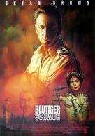 Blood Oath - German Movie Poster (xs thumbnail)