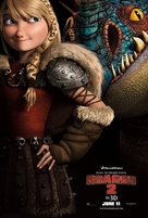 How to Train Your Dragon 2 - Philippine Movie Poster (xs thumbnail)