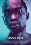Moonlight - Canadian Movie Poster (xs thumbnail)
