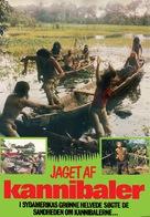 Cannibal ferox - Danish Movie Poster (xs thumbnail)