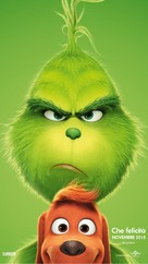 The Grinch - Swiss Movie Poster (xs thumbnail)