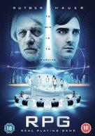 Real Playing Game - British DVD cover (xs thumbnail)