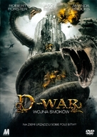 D-War - Polish Movie Cover (xs thumbnail)