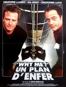 Why Me? - French Movie Poster (xs thumbnail)