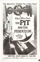 Pit and the Pendulum - Re-release movie poster (xs thumbnail)
