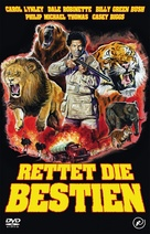 The Beasts Are on the Streets - German DVD movie cover (xs thumbnail)