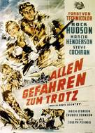 Back to God's Country - German Movie Poster (xs thumbnail)