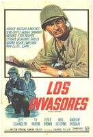 Merrill's Marauders - Argentinian Movie Poster (xs thumbnail)