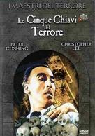 Dr. Terror's House of Horrors - Italian DVD movie cover (xs thumbnail)