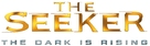 The Seeker: The Dark Is Rising - Logo (xs thumbnail)