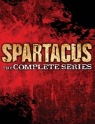 """Spartacus: Blood And Sand"" - Blu-Ray cover (xs thumbnail)"