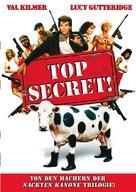 Top Secret - German Movie Cover (xs thumbnail)