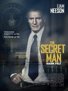 Mark Felt: The Man Who Brought Down the White House - French Movie Poster (xs thumbnail)