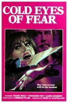Gli occhi freddi della paura - VHS cover (xs thumbnail)