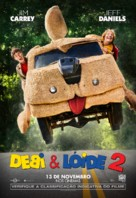Dumb and Dumber To - Brazilian Movie Poster (xs thumbnail)